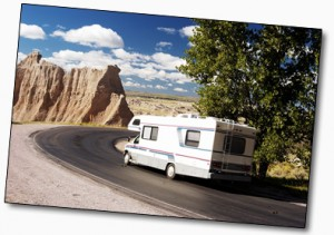 Write about your RV adventures!